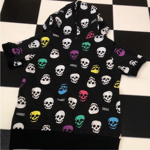 CHUBBYGANG(チャビーギャング)のチャビーギャング 120 キッズ/ベビー/マタニティのキッズ服男の子用(90cm~)(Tシャツ/カットソー)の商品写真