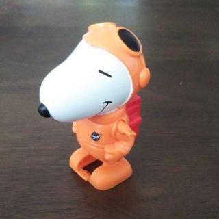 SNOOPY - 【スヌーピー】ねじ巻き 歩く人形 おもちゃ