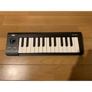 コルグ(KORG)のKORG micro key-25 (MIDIコントローラー)