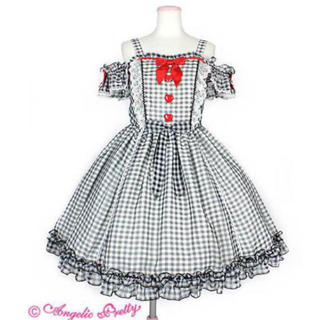 Angelic Pretty - angelic pretty Dream Heartジャンパースカート