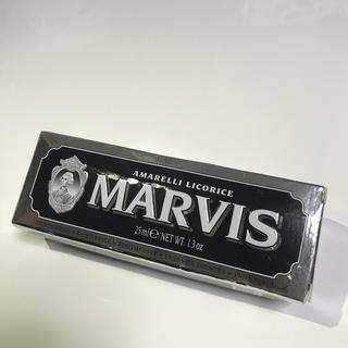 新品未使用品・MARVIS25ml AMARELLILICORICE