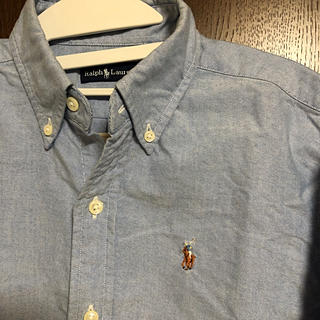 Ralph Lauren - ラルフローレン ボタンダウンシャツ 150 入学式卒業式