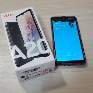 Galaxy - GalaxyA20 SIMフリー美品