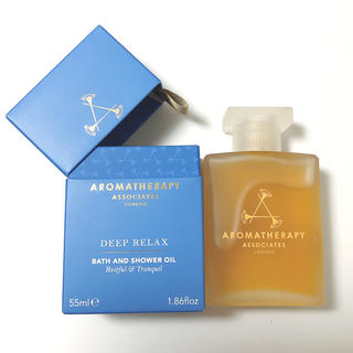 アロマセラピーアソシエイツ(AROMATHERAPY ASSOCIATES)の《新品》アロマセラピーアソシエイツ バスアンドシャワーオイル(入浴剤/バスソルト)