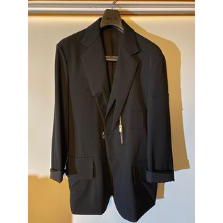 Yohji Yamamoto - ヨウジヤマモト 限定品デザイン変形ファスナージャケット