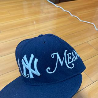 Supreme - supreme newera Harlem custom cap