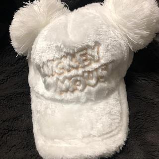 Disney - ディズニー モコモコ帽子