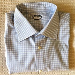 VINCENZO DI RUGGIERO   イタリア製 ドレスシャツ(シャツ)