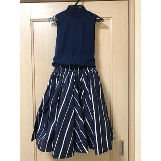 FRAY I.D - FRAY I.D ワンピース ドレス Sサイズ
