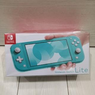 Nintendo Switch - NintendoSwitchニンテンドースイッチライト新品、未使用、未開封
