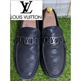 ルイヴィトン(LOUIS VUITTON)のルイ・ヴィトン LOUIS VUITTON ドライビングシューズ (スリッポン/モカシン)