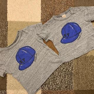 プティマイン(petit main)のプティマイン トップス100㌢(Tシャツ/カットソー)