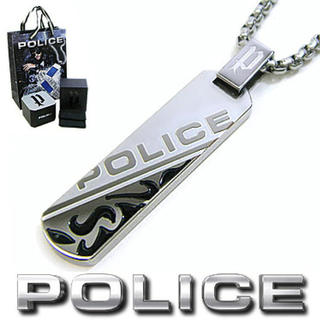 POLICE - ポリス  ネックレス