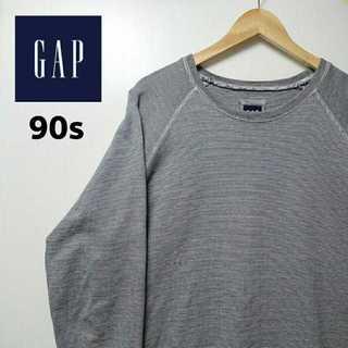 ギャップ(GAP)の554 90年代製 オールド GAP トレーナー ビッグサイズ XL(スウェット)
