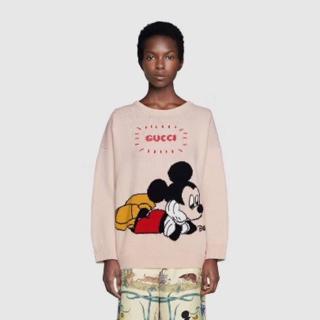 Gucci - 限定コラボ GUCCI×ミッキー ニットセーター