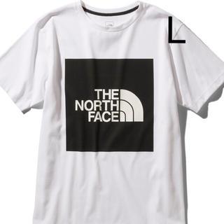 THE NORTH FACE - ノースフェイス カラードビックロゴTシャツ