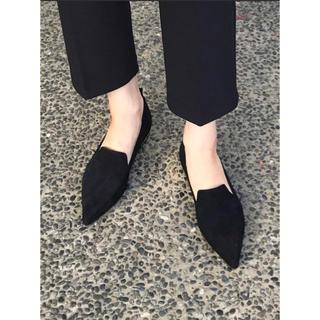 ブロッサムデイズ(BLOSSOM DAYS)の[新品]Day and Grade ポインテッドトゥフラットシューズ(ローファー/革靴)