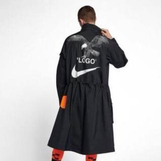 OFF-WHITE - Nike off-white マーキュリアルジャケットコート