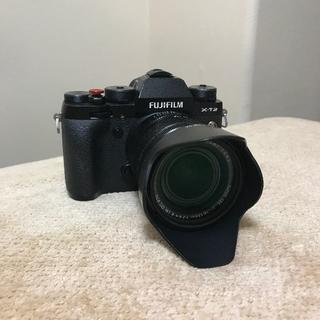 フジフイルム(富士フイルム)のFUJIFILM X-T2 XF18-55mm F2.8-4 レンズセット(デジタル一眼)
