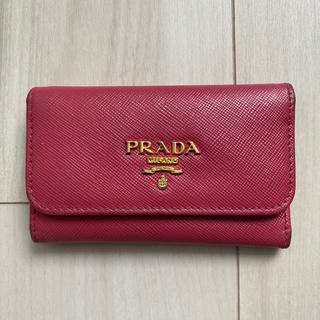プラダ(PRADA)のPRADAのキーケース(キーケース)