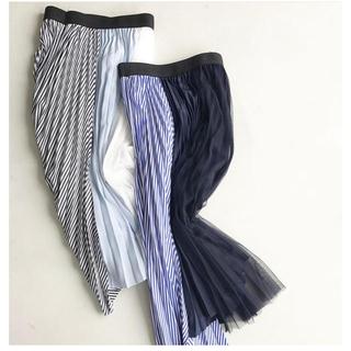 TOMORROWLAND - 右側、マイクローゼット myclozette プリーツスカート