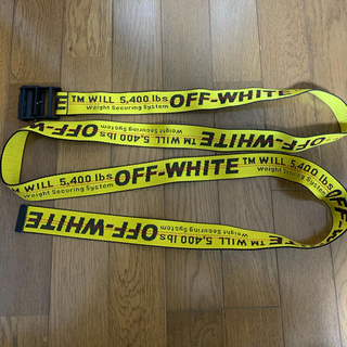 OFF-WHITE - off-white industrialbelt