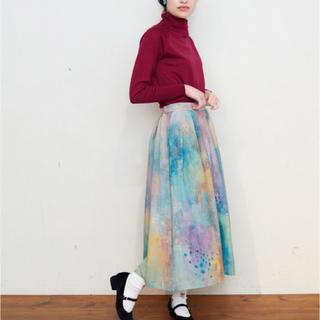 l'atelier du savon - アムンゼン paletteスカート