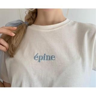 エピヌ   epine    ロゴtee ヨーグルト