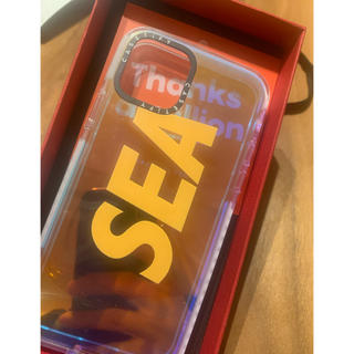 Supreme - wind and sea×casetify iPhone ケース