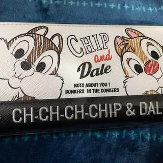 ディズニー(Disney)のチップ&デイル 長財布(長財布)