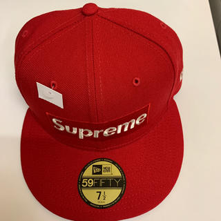 Supreme - Supreme $1M Metallic Box Logo New Era