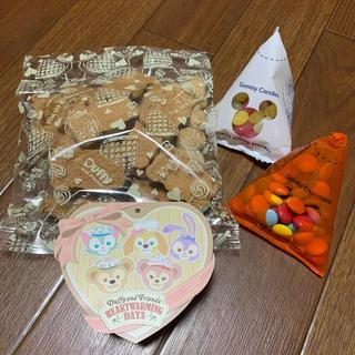 ダッフィー - ダッフィー クッキー カラフルチョコレート グミキャンディー