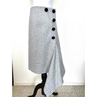 サカイ(sacai)のサカイ sacai  今期 新品未使用 スカート (ひざ丈スカート)