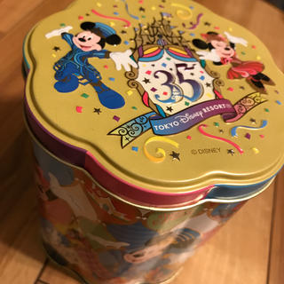 Disney - 東京ディズニーリゾート 35周年 缶