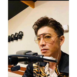 Zoff - 【新品未使用】キムタク私物 Zoff×takashi kumagai サングラス