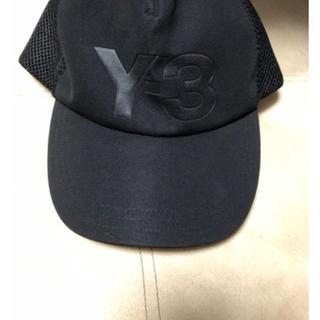 ワイスリー(Y-3)のY-3 キャップ Yohji Yamamoto  正規品(キャップ)