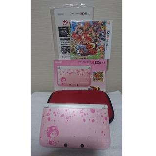 ニンテンドー3DS - 《最終価格》3DSLL 本体&ハードケース