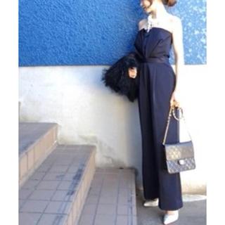 ラグナムーン(LagunaMoon)のフロントフォルムタックコンビネゾン ドレス(その他)