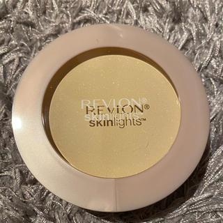 レブロン(REVLON)のレブロン スキンライトプレストパウダー 106 シトリンイエロー(10g)(フェイスパウダー)