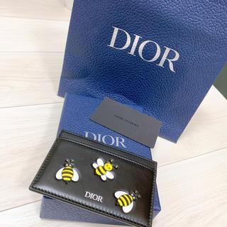 ディオール(Dior)のDIOR × kaws カードケース(名刺入れ/定期入れ)