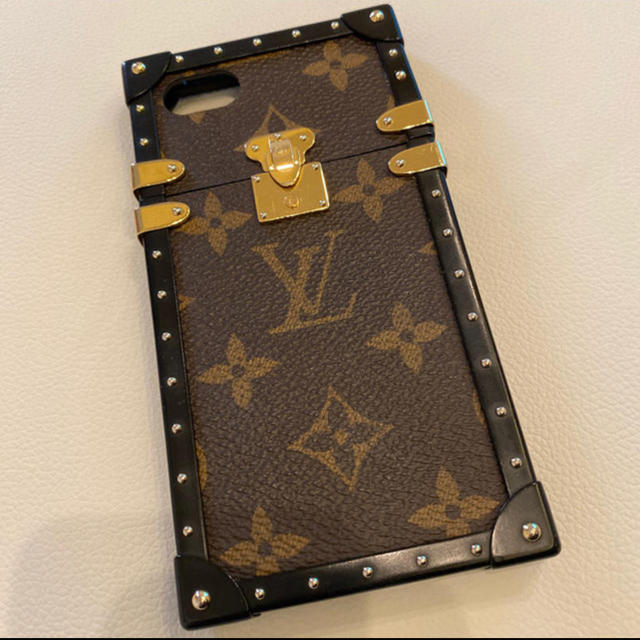 gucci iphone xr ケース - LOUIS VUITTON - ルイヴィトン アイトランクの通販