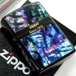 ジッポー(ZIPPO)の送料無料☆zippo☆ブラックシェル☆ロゴラインBK☆ブラック☆ジッポ(タバコグッズ)