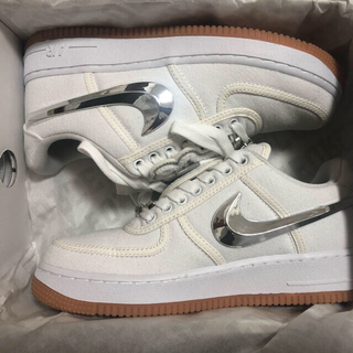 NIKE - NIKE Air Force 1 travis scott white