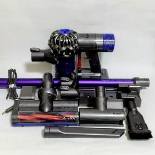 Dyson - Dyson ダイソン V6 motorhead ハンディクリーナー+ロングパイプ