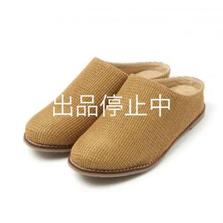 STUDIO CLIP - スタディオクリップ 雑材スリッポン