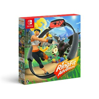 Nintendo Switch - のリングフィット アドベンチャー Nintendo Switch