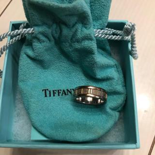 Tiffany & Co. - ティファニー リング アトラスリング シルバー925  8.5号 9号