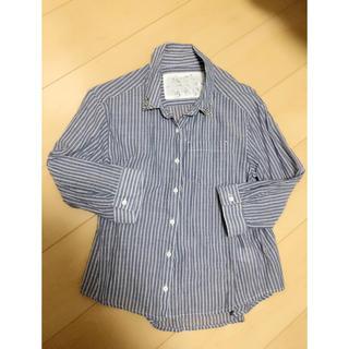しまむら - ストライプシャツ
