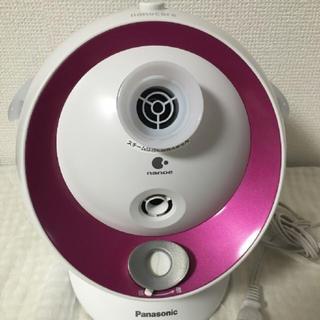 Panasonic - パナソニック美顔器スチーマー
