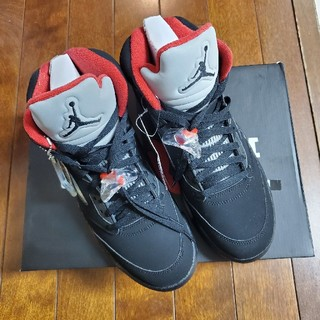Supreme - Supreme Air Jordan 5   28.5㎝